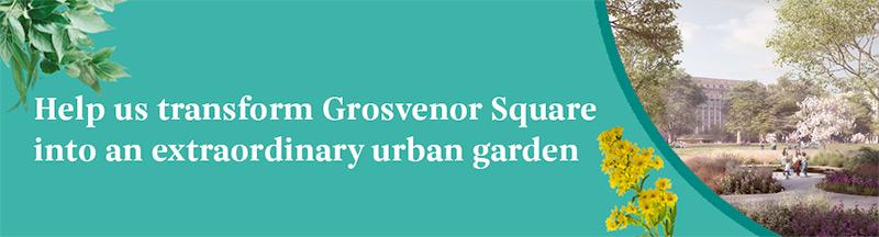 Redesigning Grosvenor Square