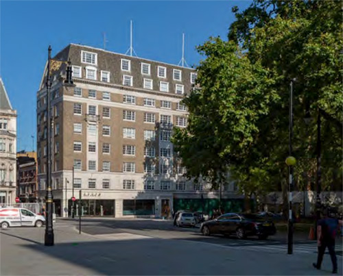 20-22 BERKELEY SQUARE - Click here to view this entry