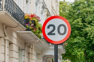 Update on borough-wide 20mph speed limit - Click here to view this entry