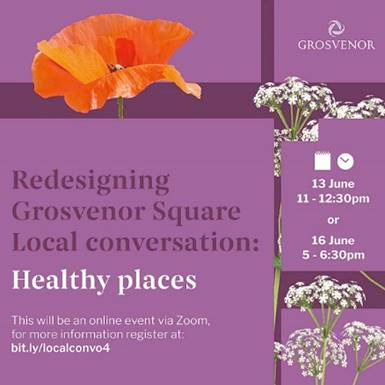Local conversations on Healthy Places - Click here to view this entry
